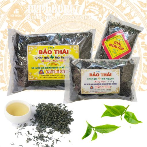 trà thái nguyên Bảo Thái